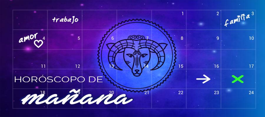 Horóscopo Aries de Mañana