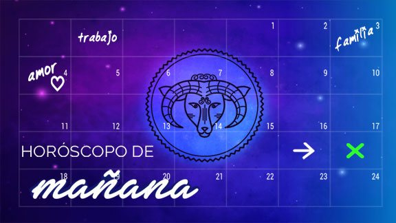 Horóscopo Aries manana- arieshoroscopo.com